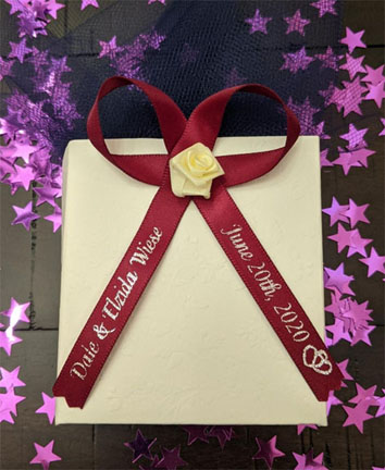 Personalized Ribbon  18