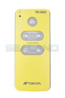 Topcon RC-200 Pipe Laser Remote Control