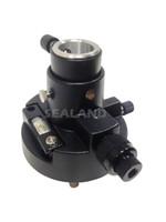 Inline Optical Stem / Tribrach Adaptor - Black