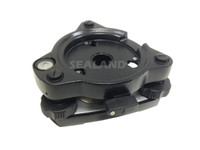 Inline Non-Optical Tribrach - Black