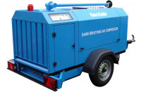 Mobile Breathing Air Compressor  Hire