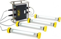 ATEX Hazardous Area Safety Lighting  Hire
