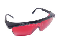 Inline Red Laser Glasses