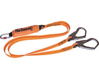 Delta Plus AN213200CDD Double Hook Fall Arrester Lanyard