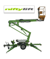 Niftylift 120T Access Lift Hire