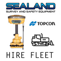 Topcon Machine Control GPS Base Station Hire