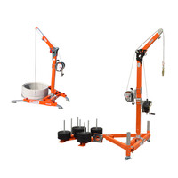Counter Balance Davit Arm  Hire
