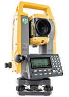 "Topcon GM-102 2"" Reflectorless Bluetooth  Total Station"