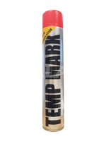 Temporary Spray 750ml - Red