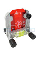 Leica Pipe Laser Target Holder with Insert