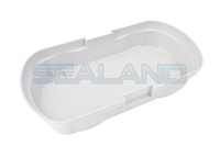 C-Scope Genny Base Tray - Light Grey