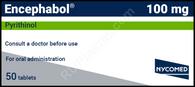 ENCEPHABOL®, (aka Encefabol, Pyritinol, Cerbon 6) 50pills/pack, 100mg/pill