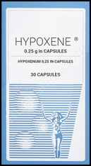 HYPOXEN®, 30 tabs/pack, 250 mg/tab