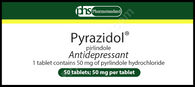 PIRAZIDOL®, (Lifril, Pirlindole), 50 tabs/pack, 50 mg/pack