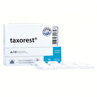 TAXOREST® for bronchi mucosa, 60 caps/pack