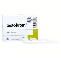 TESTOLUTEN® for male reproductive system, 60 caps/pack