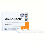 ZHENOLUTEN® for female reproductive system, 60 caps