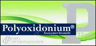 POLYOXIDONIUM®, 10 tabs/pack, 12mg/tab OR 5 inject vials