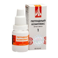 PEPTIDE COMPLEX 01 for the arteries and the heart, 10ml