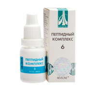 PEPTIDE COMPLEX 06 for the thyroid gland, 10ml