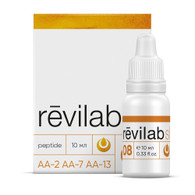 Revilab SL 08 for urinary system, 10ml/vial