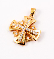 YELLOW GOLD PENDANT, 21K, Weight: 0g, YGPEND0185