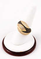 Yellow Gold Ring 18K, YGRING0024, Weight: 8.5g