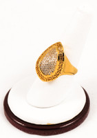 Yellow Gold Ring 21K, YGRING0127, Weight: 7g