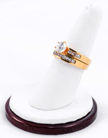 Yellow Gold Ring 18K, YGRING0235, Weight: 11.5g