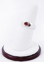 White Gold Ring, WGRING0029, Weight: 6.3