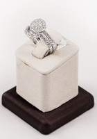 Diamond Ring, WGDRING0106, Weight: 0