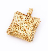 YELLOW GOLD PENDANT, 21K, Weight: 0g, YGPEND0009