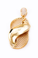 YELLOW GOLD PENDANT, 21K, Weight: 0g, YGPEND0025