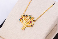 YELLOW GOLD PENDANT, 21K, Weight: 0g, YGPEND0031