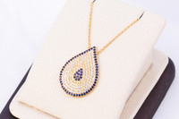 YELLOW GOLD PENDANT, 21K, Weight: 0g, YGPEND0049