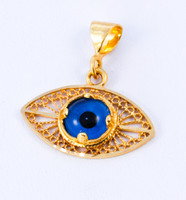 YELLOW GOLD PENDANT, 21K, Weight: 0g, YGPEND0065