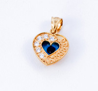 YELLOW GOLD PENDANT, 21K, Weight: 0g, YGPEND0069