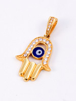 YELLOW GOLD PENDANT, 21K, Weight: 0g, YGPEND0077