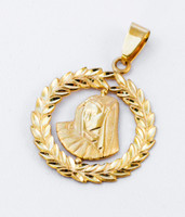 YELLOW GOLD PENDANT, 21K, Weight: 3.51g, YGPEND0093
