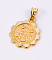 YELLOW GOLD PENDANT, 21K, Weight: 0g, YGPEND0107