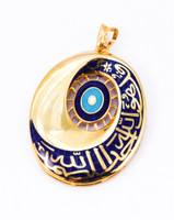 YELLOW GOLD PENDANT, 21K, Weight: 8.75g, YGPEND0125