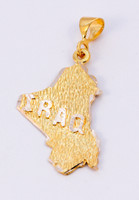 YELLOW GOLD PENDANT, 21K, Weight: 4.57g, YGPEND0138