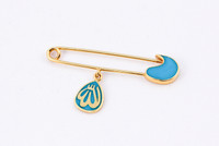 YELLOW GOLD PENDANT, 21K, Weight: 0g, YGPEND0141