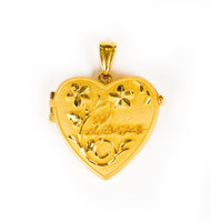 YELLOW GOLD PENDANT, 21K, Weight:6.2g, YGPEND0298