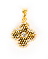 YELLOW GOLD PENDANT, 21K, Weight:4.5g, YGPEND0303