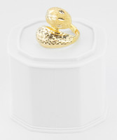 Yellow Gold Ring 21K , YGRING0248, Weight: 7.9g