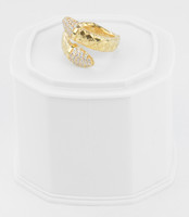 Yellow Gold Ring 21K , YGRING0249, Weight: 10.7g