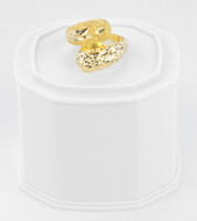 Yellow Gold Ring 21K , YGRING0259, Weight: 6.3g