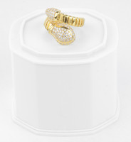 Yellow Gold Ring 21K , YGRING0260, Weight: 10.7g