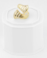 Yellow Gold Ring 21K , YGRING0261, Weight: 9.8g